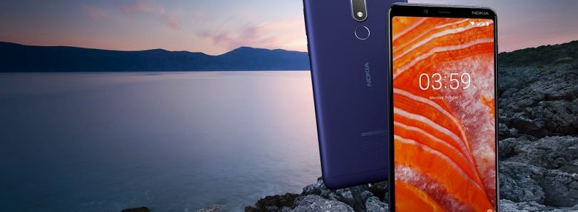 HMD Global rolls out stable Android 10 update for the Nokia 3.1 Plus