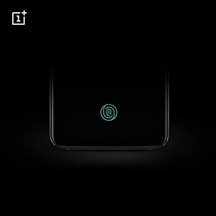 OnePlus 6T has optical rather than ultrasonic in-display
