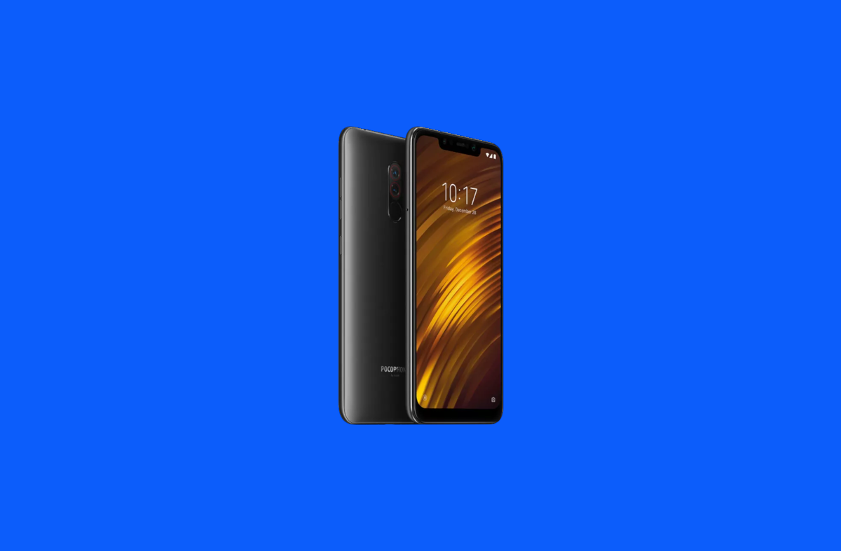 Download MIUI 10 Global Stable for Xiaomi POCO F1