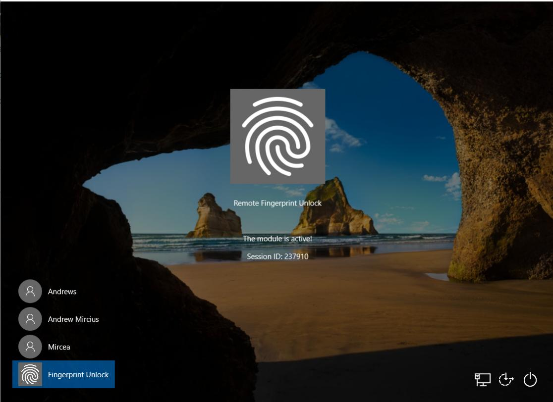 Remotely Unlock Your Windows PC via Fingerprint Scanner on Android