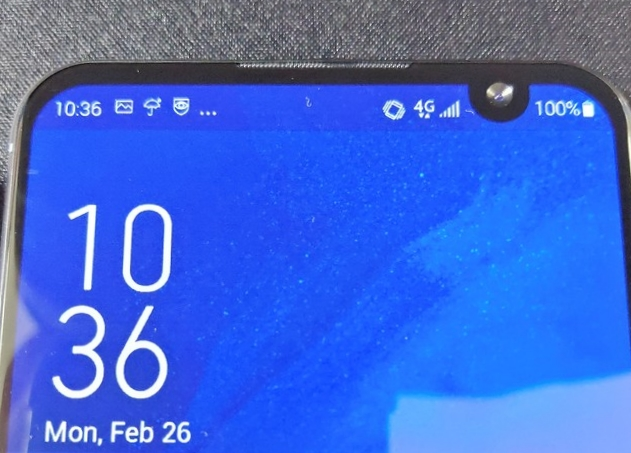 Asus ZenFone 6 leak shows the most peculiar notch we've ever seen