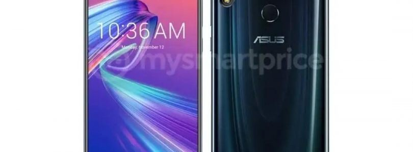 Asus Zenfone Max Pro M2 fully leaked on video weeks before launch