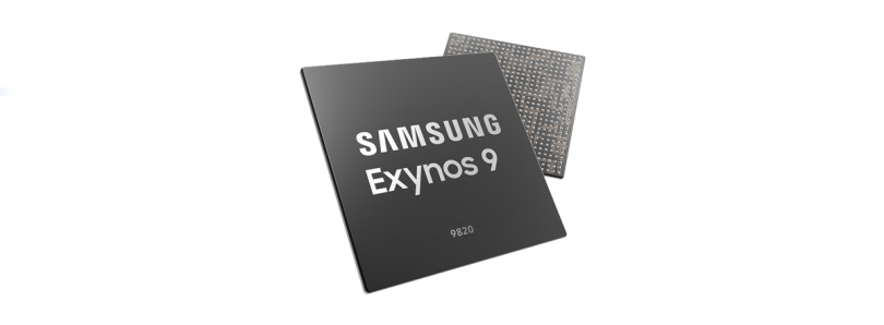 Samsung unveils the Exynos 9820: 8nm process, dedicated NPU, 8K video recording