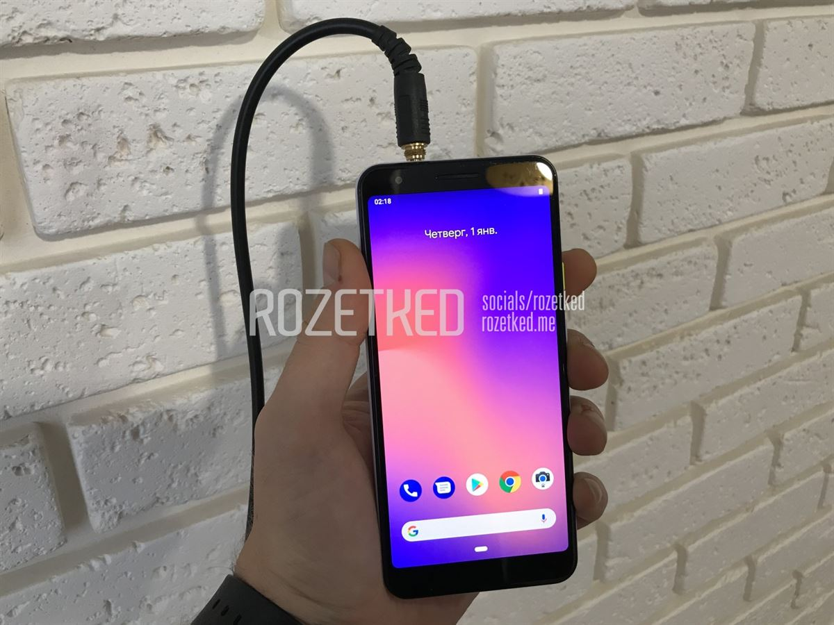 Google Pixel 3 Lite leaks with a Snapdragon 670 and Headphone Jack