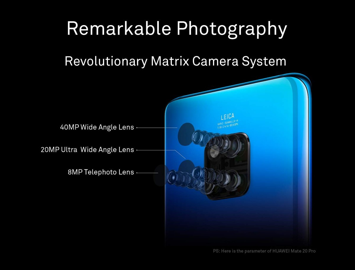 Huawei Mate 20 Pro joins the P20 Pro at the top of DxOMark's rankings