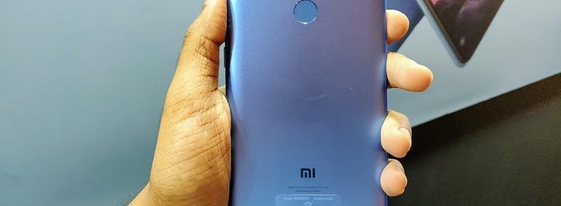 Hands-on with the Xiaomi Redmi Note 6 Pro!