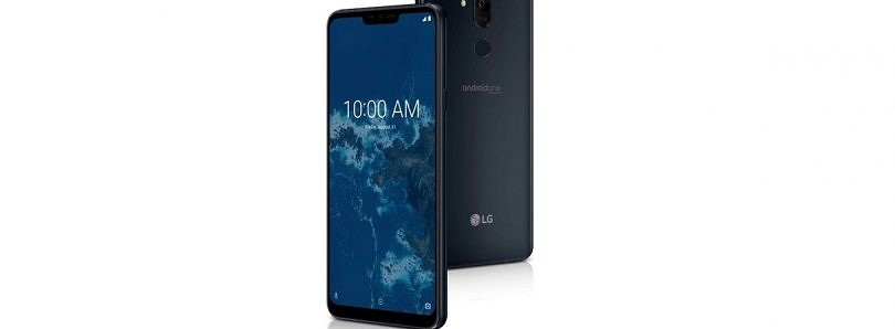 Android 10 rolls out for the Android One-powered LG G7 One