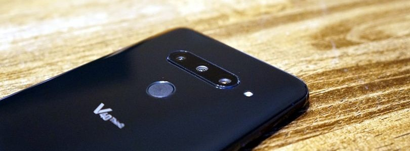 [Update 3: Unlocked model] The LG V40 is finally getting Android Pie