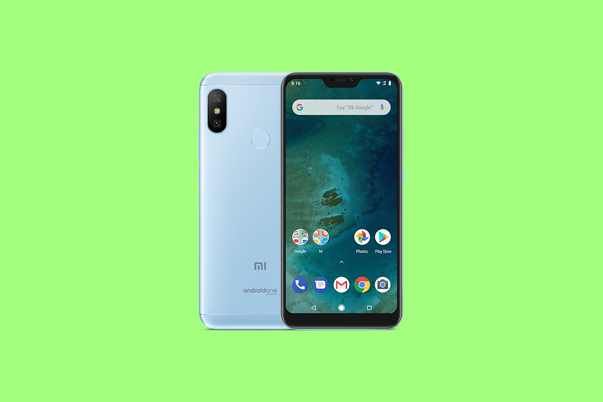 Android Pie update rolling out for some Xiaomi Mi A2 Lite users