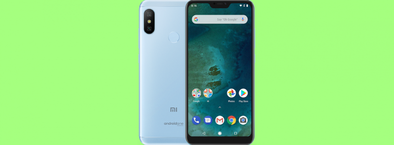 Xiaomi Mi A2 Lite gets Pixel Experience and Paranoid Android ports based on Android 9 Pie