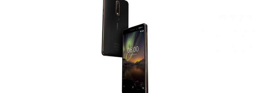 Official LineageOS 17.1 based on Android 10 is here for the Nokia 6.1