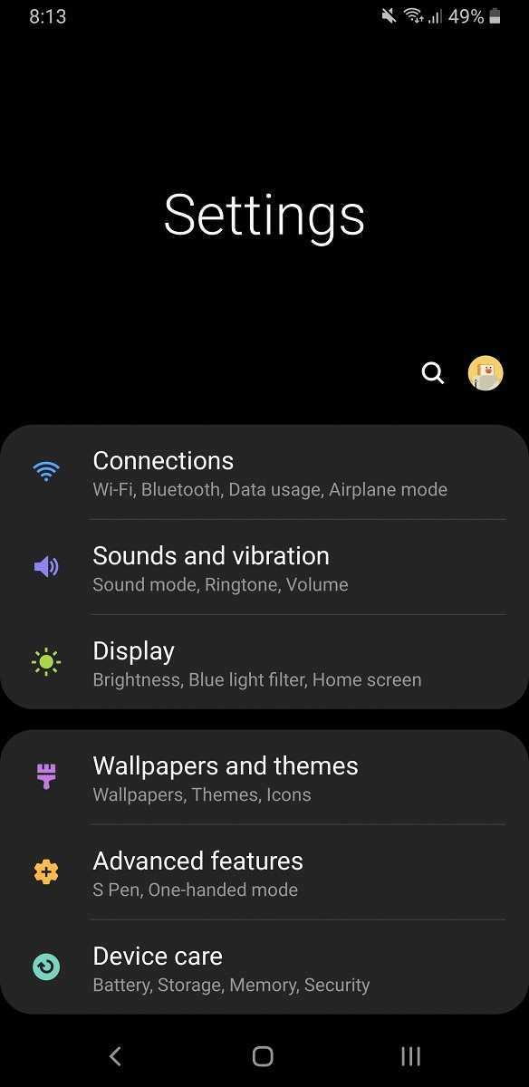 One UI Review - Samsung's Android Pie on Galaxy S9 and Galaxy Note 9