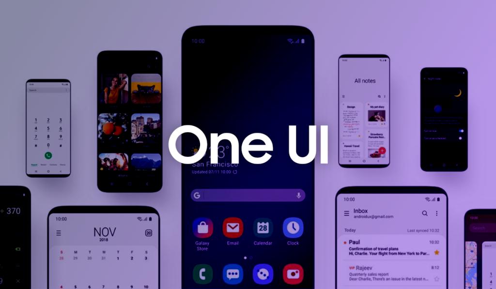 One Ui 3 0 Apps Ported To Samsung Galaxy Devices Running One Ui 2 0