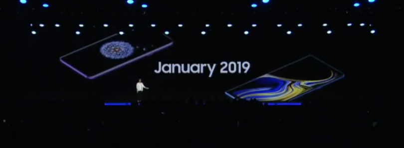 Galaxy S9, Galaxy S9+, and Galaxy Note 9 will get Android Pie in January