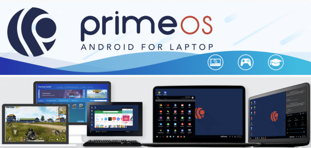 PrimeOS is another Android-x86 fork for older PCs
