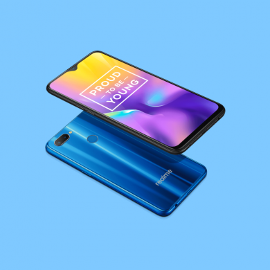 Realme U1 with MediaTek Helio P70 launched in India for ₹11,999