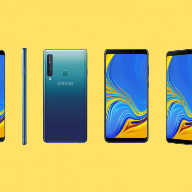 Samsung Galaxy A9 (2018) starts getting its One UI 2.0 update based on Android 10