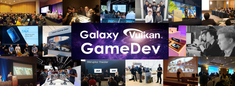 Samsung announces new and updated APIs for Galaxy GameDev