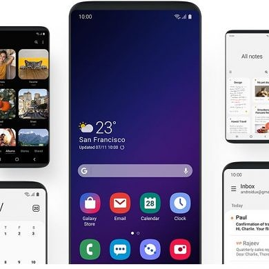 Samsung releases their third One UI beta for the Galaxy S9