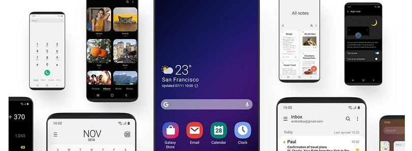 One UI Beta (Android Pie) is now available for the Samsung Galaxy S9/S9+