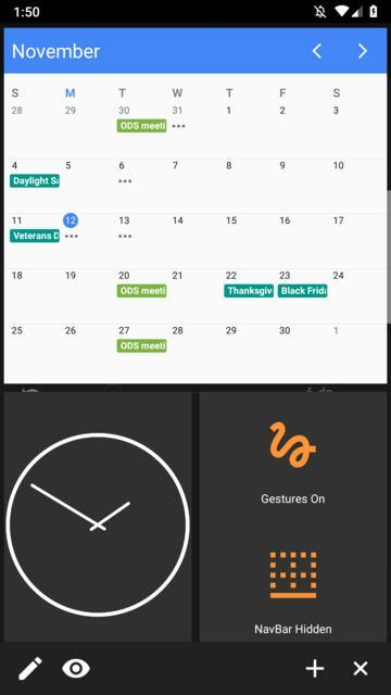 Widget Drawer is an Android app that lets you access your
