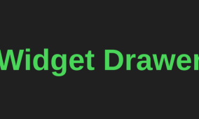 Widget Drawer is an Android app that lets you access your widgets from anywhere