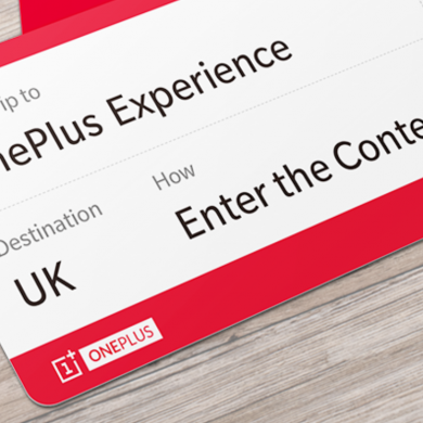 Win a trip to the UK to celebrate OnePlus' 5th Anniversary