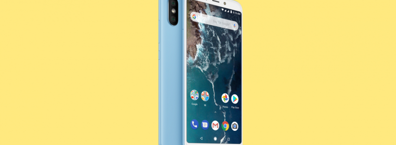 Official TWRP is now available for the Xiaomi Mi A2