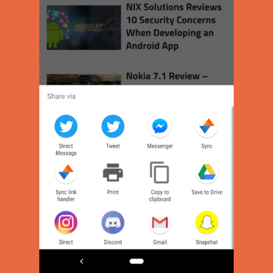 Google is finally working on making Android's share menu faster