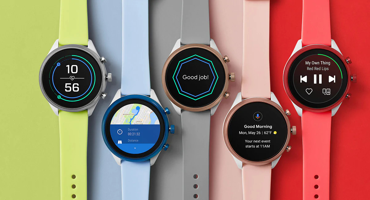 Fossil Sport is the first affordable smartwatch with the Snapdragon Wear 3100