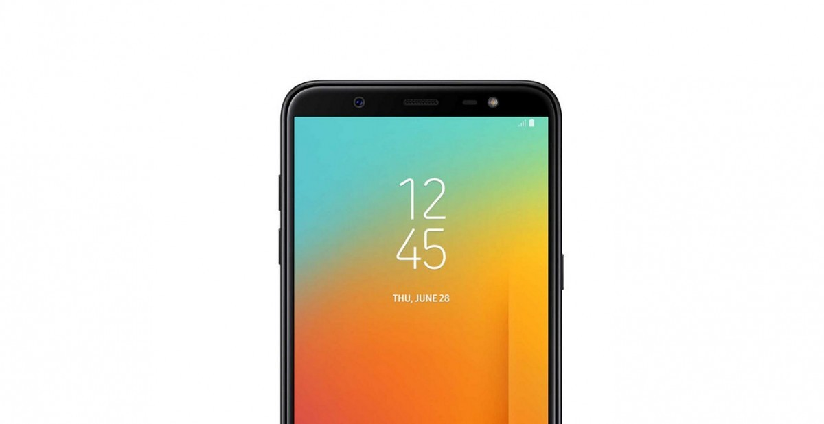 Samsung starts rolling out the Galaxy J8's Android Pie