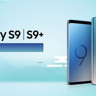 "Samsung announces ""Ice Blue"" Galaxy S9/S9+ with gradient color scheme"