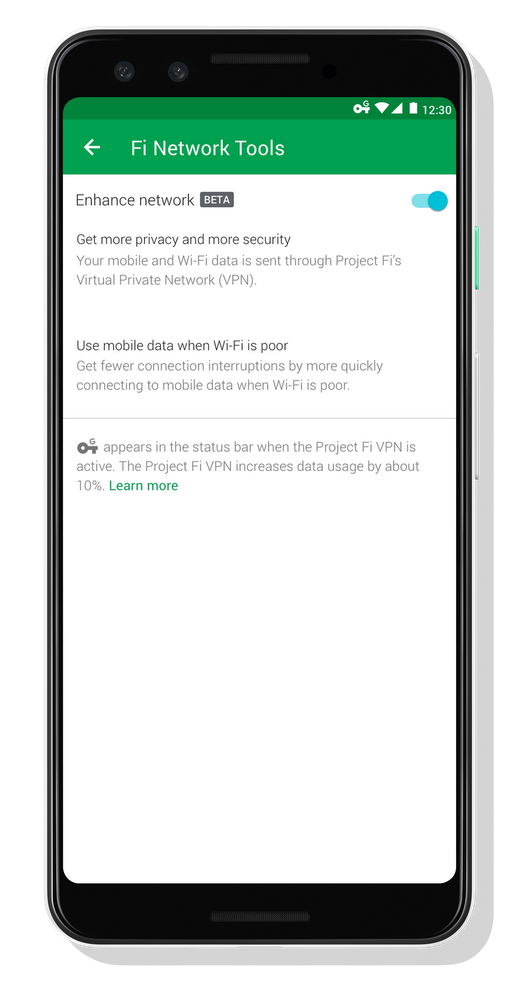 project fi enhanced network