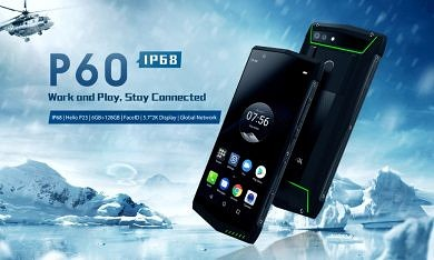 Poptel P60 Global Pre-sales Start Under $200 with 128GB of Storage, AI Camera and 2K Display