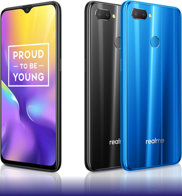 Realme U1 launched in India; sports MediaTek Helio P70 processor