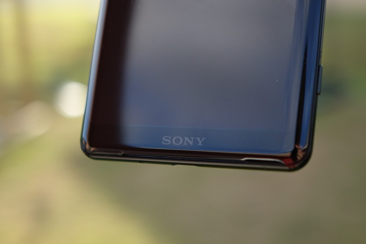 Sony Xperia Xz3 Review One Step Forward Two Steps Back The Only Other Part Not Shown Here Is On Off Switch Which Display First Question A Lot Of