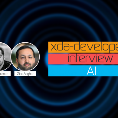 Qualcomm's Gary Brotman and Ziad Asghar on AI and the Snapdragon 855's Hexagon 690 DSP