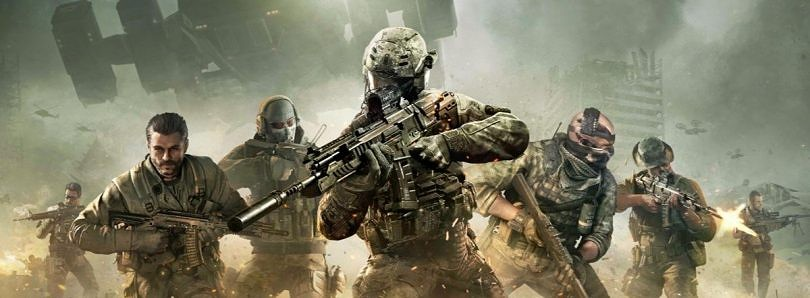 [Update 2: October 1st Launch] Call of Duty: Mobile is coming soon to Android and iOS smartphones