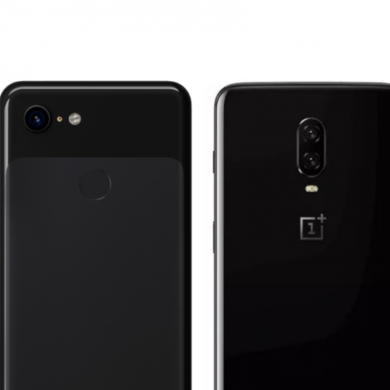 DxOMark's camera reviews of the Pixel 3 and OnePlus 6T are up