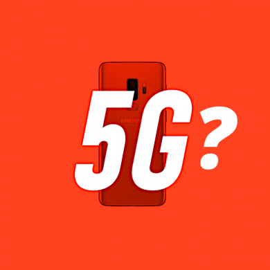 Samsung phones updating to Android Pie will show AT&T's fake 5G logo
