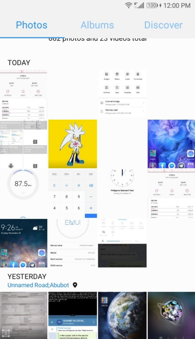 Download EMUI 9 theme for EMUI 5/EMUI 8 Huawei and Honor devices