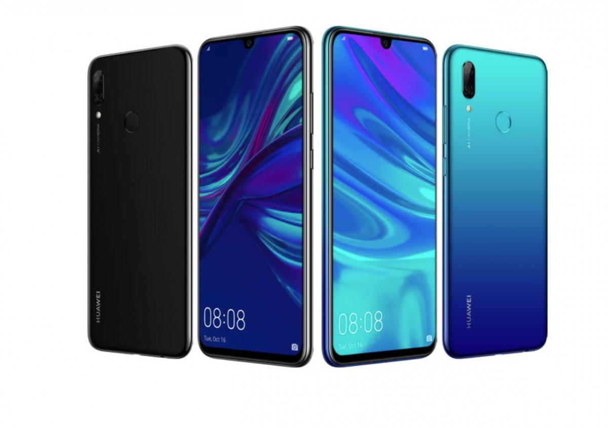 Huawei P Smart 2019 Launches In Ukraine For 205 Before