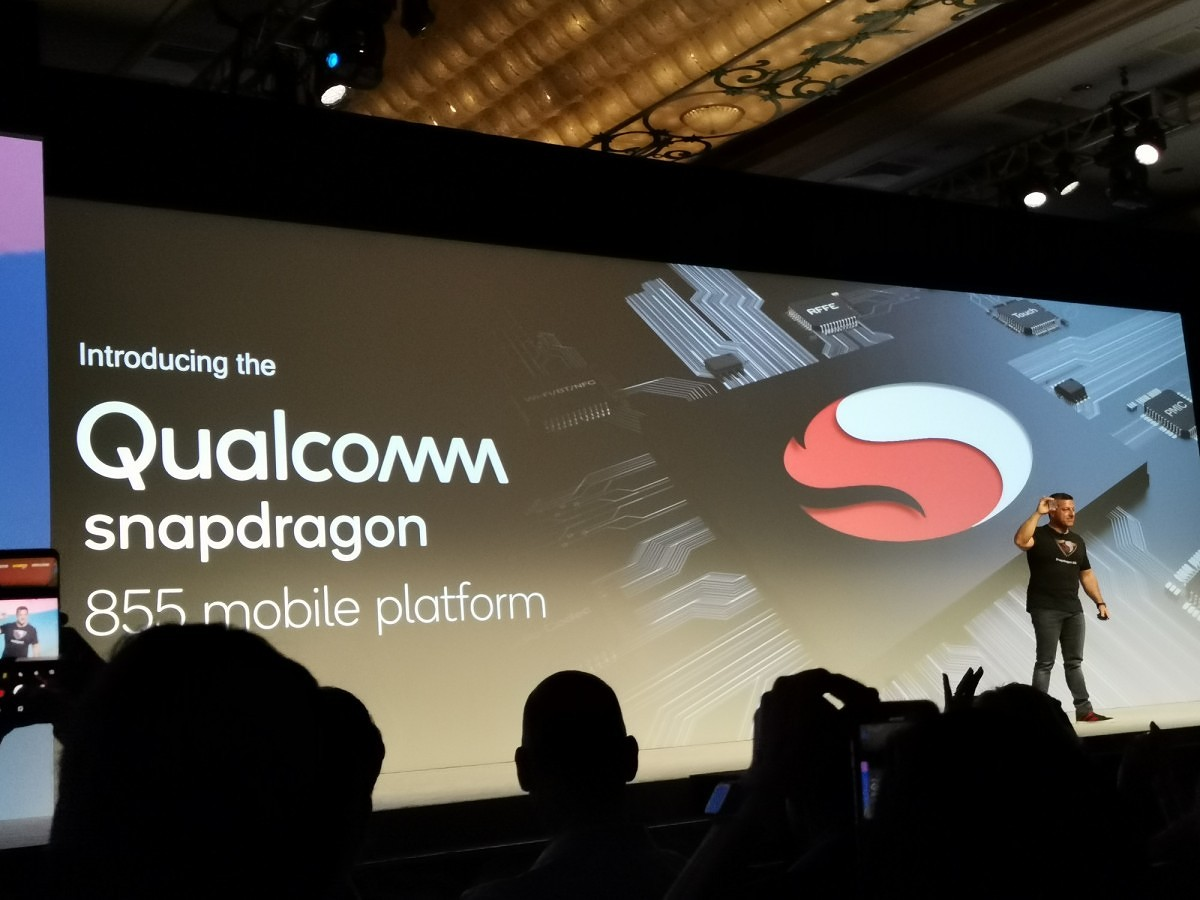 The Qualcomm Snapdragon 855, Snapdragon Elite Gaming, and 3D Sonic
