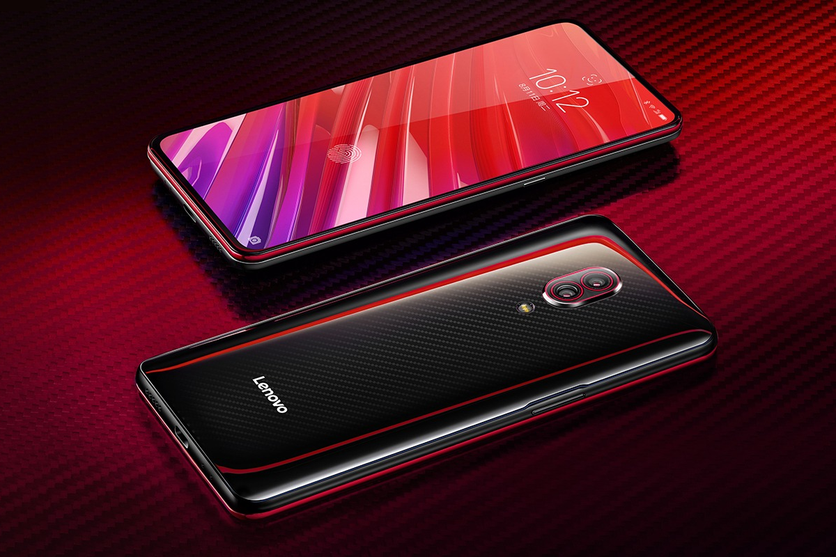 The Lenovo Z5 Pro GT has an absurd 12GB RAM and 512GB of storage