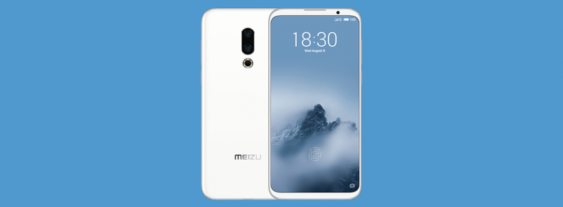 Meizu M16th launches in India with Snapdragon 845, 8GB RAM, and in-display fingerprint scanner for ₹39,999
