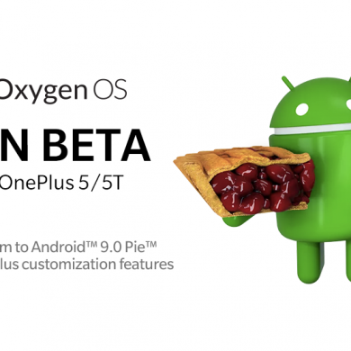 [Download] OnePlus 5 and OnePlus 5T's OxygenOS beta based on Android Pie is finally here