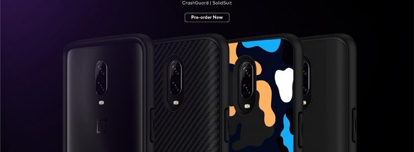Win a OnePlus 6T [Open to All Countries]