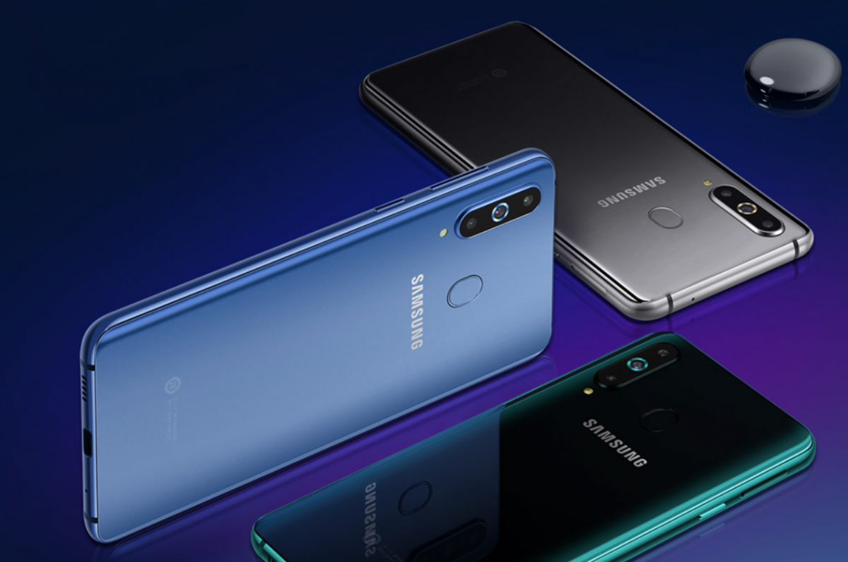 Update: Galaxy A9 Pro] Samsung's first Infinity-O Galaxy A8s may launch  outside of China, starting with Korea