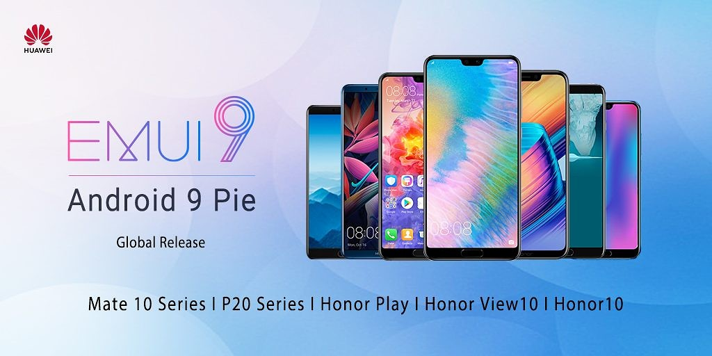 EMUI 9 Stable - Find Your Huawei/Honor Devices' Android Pie Update!