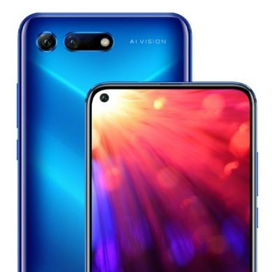 Honor View20 launches in China with a 48MP rear camera, display hole, and 4,000 mAh battery
